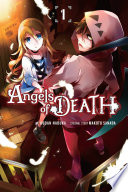 Angels Of Death : unfamiliar building, she finds herself...