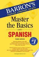 Master the Basics  Spanish