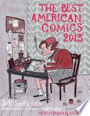 The Best American Comics 2013 Book PDF