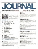 Journal Of The American Society Of Clu Chfc