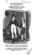 Literary Miscellany  no  75   The Newcastle Rider  by John Lund   and other pieces