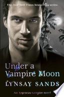 Under a Vampire Moon