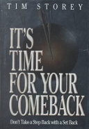 It s Time for Your Comeback