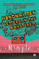 download ebook handwritten letters in the bookstore pdf epub