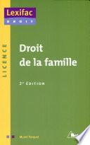 illustration Droit de la famille