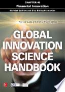 Global Innovation Science Handbook, Chapter 48 - Financial Innovation