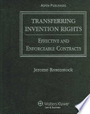 Transferring Invention Rights