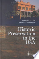 Historic Preservation in the USA