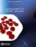 Management Of Severe Malaria