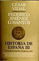 Historia de Espa  a  De Juana la Loca a la Primera Rep  blica