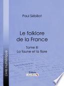 Le Folk Lore de la France