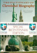 The Dictionary Of Cleveland Biography