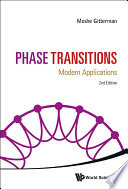 Phase Transitions book
