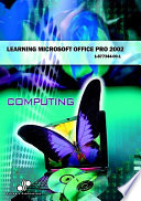 Learning Microsoft Office Pro 2002