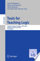 Tools for Teaching Logic