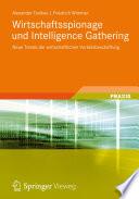 Wirtschaftsspionage und Intelligence Gathering