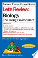 Let s Review  Biology  the Living Environment