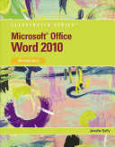 Microsoft Word 2010: Illustrated Introductory