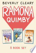 Ramona 3 Book Collection