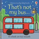 That S Not My Bus