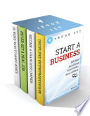 Start Up a Business Digital Book Set