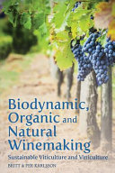Biodynamic  Organic and Natural Winemaking