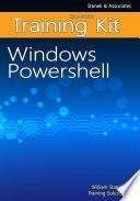 Windows PowerShell Self Study Training Kit