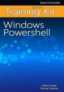Windows PowerShell Self-Study Training Kit