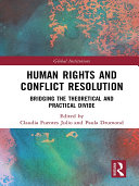Human Rights and Conflict Resolution
