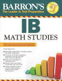 Barron s IB Math Studies