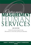 Outcomes Measurement in the Human Services