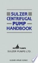 Sulzer Centrifugal Pump Handbook