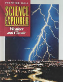 Science Explorer Weather and Climate