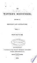The Western Messenger