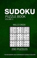 Sudoku Puzzle Book Volume 3
