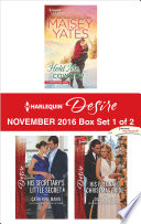 Harlequin Desire November 2016   Box Set 1 of 2