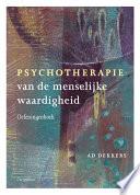 Psychotherapie Van De Menselijke Waardigheid