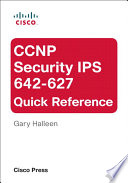 Ccnp Security Ips 642 627 Quick Reference