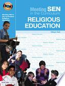 Meeting SEN in the Curriculum  Religious Education