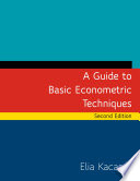 A Guide to Basic Econometric Techniques