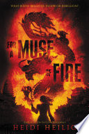 For a Muse of Fire Book Cover