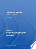 Television Studies  The Key Concepts
