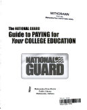 The National Guard guide to paying for your college education