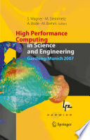 High Performance Computing in Science and Engineering  Garching Munich 2007