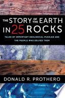 The Story of the Earth in 25 Rocks Book PDF