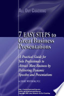 7 Easy Steps to Great Business Presentations