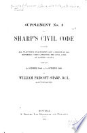 Courtly Code of Lower Canada