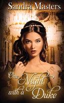 One Night with a Duke Book PDF