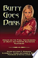 Buffy Goes Dark