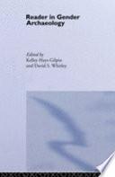 Reader in Gender Archaeology